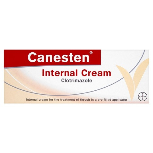 Canesten Internal Cream