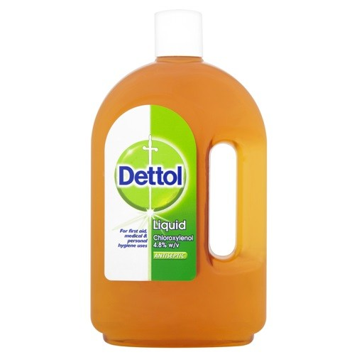 Dettol Antiseptic-Disinfectant x 750ml