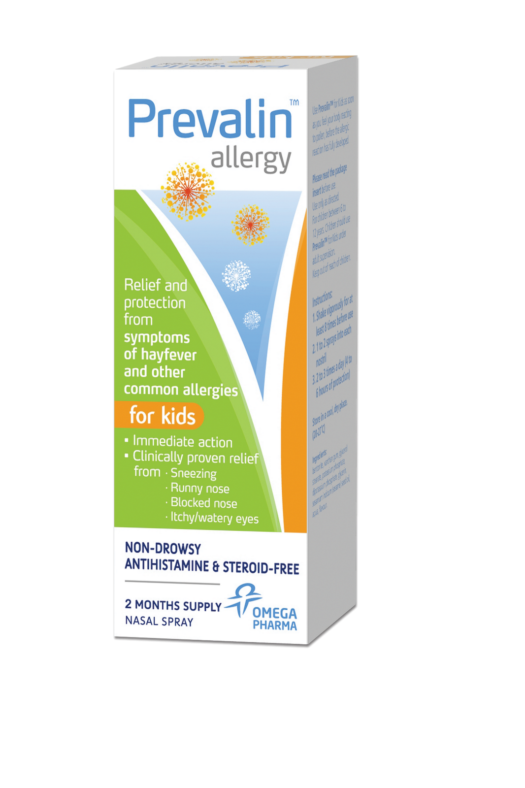 Prevalin Allergy Spray Kids 20ml
