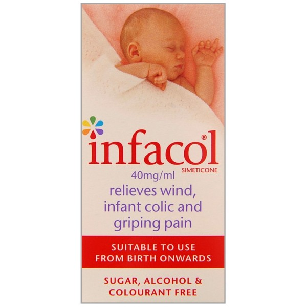 Infacol Suspension 40ml Infant Colic Relief