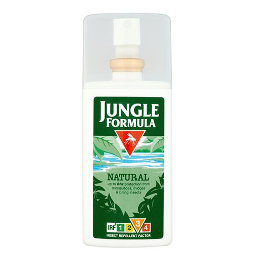 Jungle Formula Pump Spray Natural 90ml