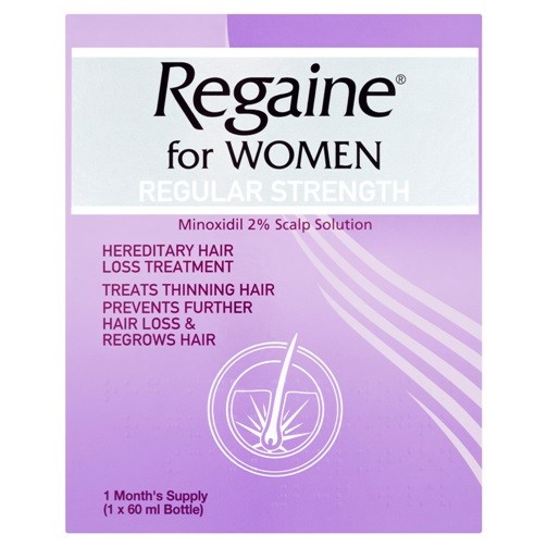 Regaine For Women Regular Strength - 60ml