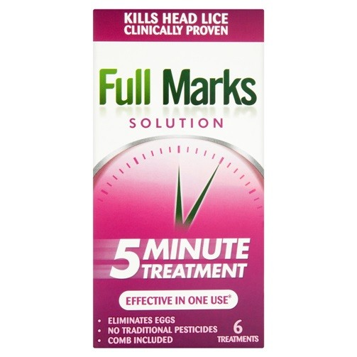 Full Marks Solution - Chemical Free Solution x 300ml