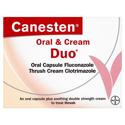 Canesten Oral & Cream Duo