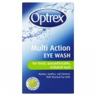 Optrex Multiaction Eye Wash With Eye Bath x 100ml