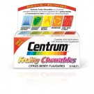 Centrum Chewable Fruity Multivitamins & Minerals - 30 Tablets