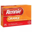 Rennie Orange - 24 Tablets