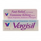 Vagisil Medicated Cream 30g Feminine Itching Relief