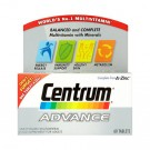 Centrum Advance Multivitamin-Minerals - 60 Tablets
