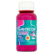 Gaviscon Double Action Mint Liquid - 150ml