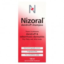 Nizoral Shampoo 100ml Anti-Dandruff Treatment