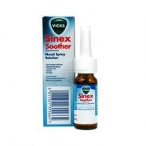 Vicks Sinex Soother Nasal Spray