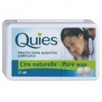Quies Natural Pure Wax Earplugs