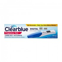 Clearblue Digital Fertility Monitor Conception Indicator Stick