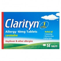 Clarityn Allergy- 14 Tablets