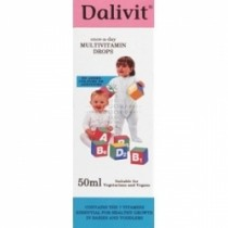 Dalivit Multivitamin Drops 50ml