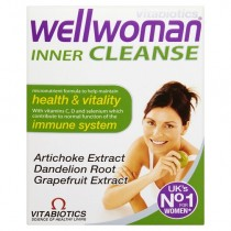 Vitabiotic Wellwoman Inner Cleanse