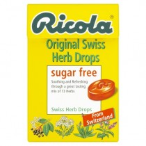 Ricola Lozenges  Original Swiss Herb Drops 45g