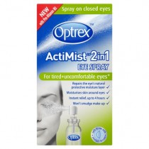 Optrex Actimist Tired Eye Spray 10Ml