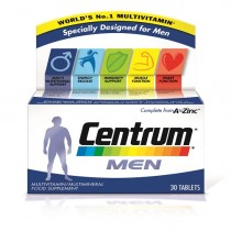 Centrum Advance Men's Multivitamins & Minerals - 30 Tablets