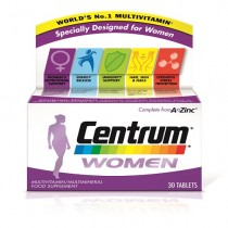 Centrum Advance Womens Multivitamins & Minerals - 30 Tablets
