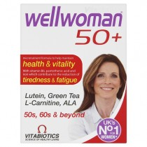 Vitabiotics Wellwoman 50+  30 Tablets [Personal Care]