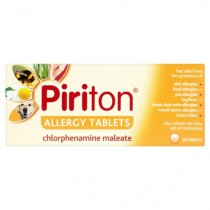 Piriton Allergy 30 Allergy And Hayfever Relief