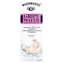 Woodwards Infant Gripe Water 150ml Wind Relief