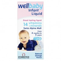 Vitabiotic Wellkid Baby Syrup 150ml