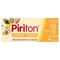 Piriton Allergy 60 Allergy And Hayfever Relief