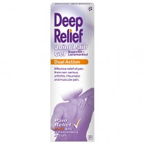 Deep Relief Dual Action Ibuprofen Gel 100g