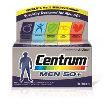 Centrum Advance Men's Multivitamins & Minerals 50 + - 30 Tablets