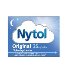 Nytol Original 25mg Tablets