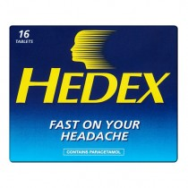 Hedex - 16 Tablets