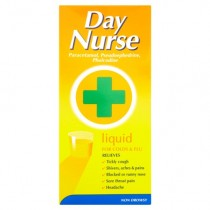 Day Nurse Original 240ml Cold & Flu Symptom Relief
