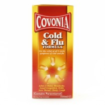 Covonia Cold and Flu Formula 160ml