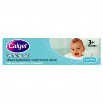 Calgel Teething Gel (three months+) 10g