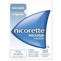 Nicorette Microtab Original 2mg 30