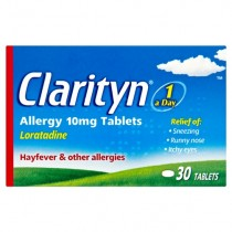 Clarityn Allergy - 30 Tablets