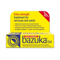 Bazuka Verruca Extra Strength Gel 5g