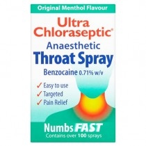 Ultra Chloraseptic Throat Spray Original