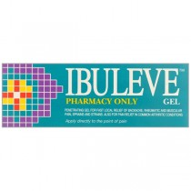 Ibuleve Gel 30g Muscular Pain Relief