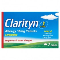 Clarityn Allergy - 7 Tablets