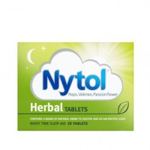 Nytol Herbal 30 Tablets