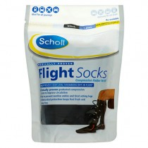 Scholl Flight Socks 1 Pair Size 9.5 – 12