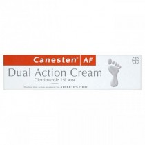 Canesten Athlete's Foot Dual Action Cream 30g