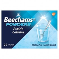 Beechams Powders 20 Cold & Flu Symptom Relief