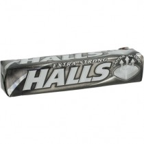 Halls Menthol-Lyptus Extra Strong Throat Lozenges 33.5g