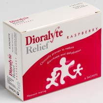 Dioralyte Relief Raspberry
