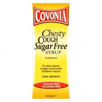 Covonia Chesty Cough Sugar Free Syrup - 150ml